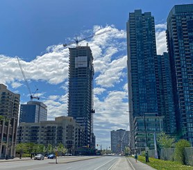 Wesley Tower, Mississauga, Toronto, Canada