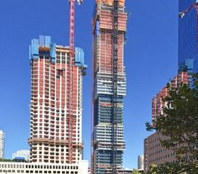 Harborside Tower, Jersey City, New Jersey, USA