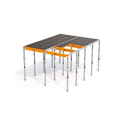 Aluminum Panel Formwork CC-4