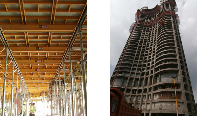 Building Modernity in India